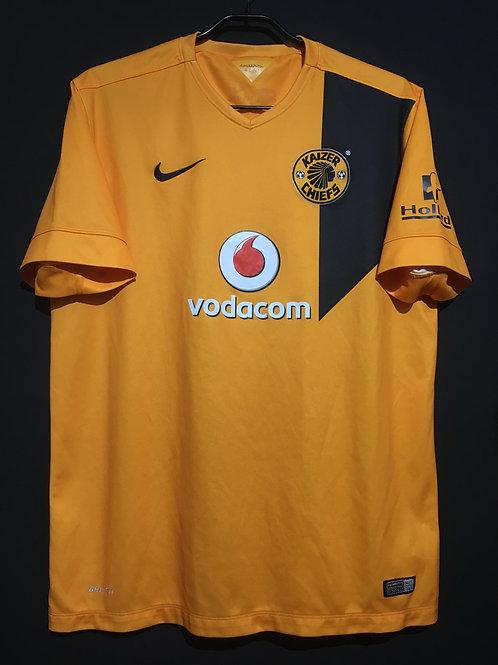 【2014/15】 / Kaizer Chiefs F.C. / Home