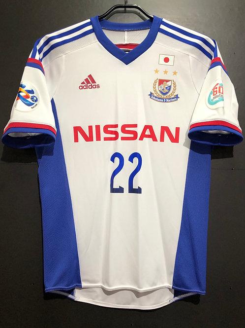 【2014】 / Yokohama F. Marinos / Cup(Away) / No.22 NAKAZAWA / ACL