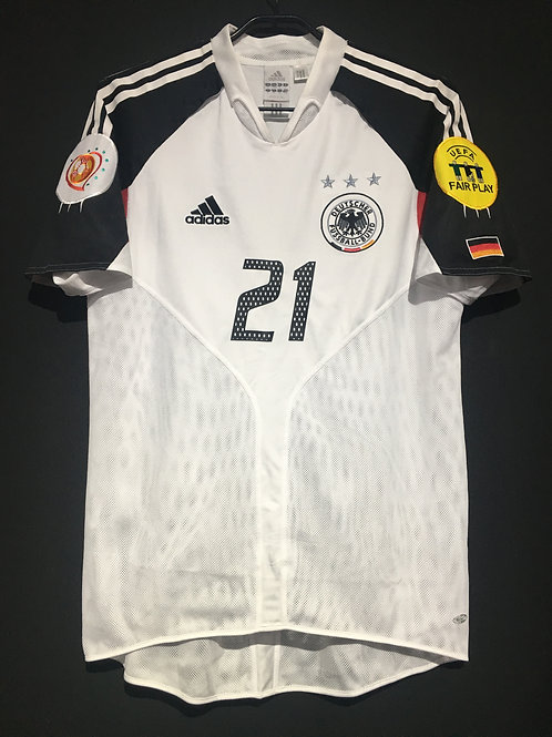 【2004】 / Germany / Home / No.21 LAHM / UEFA European Championship