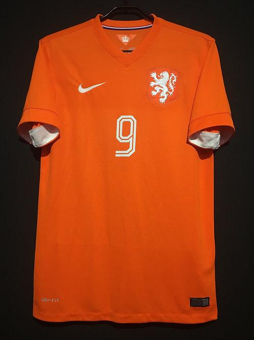 【2014/15】 / Netherlands / Home / No.9 V.PERSIE