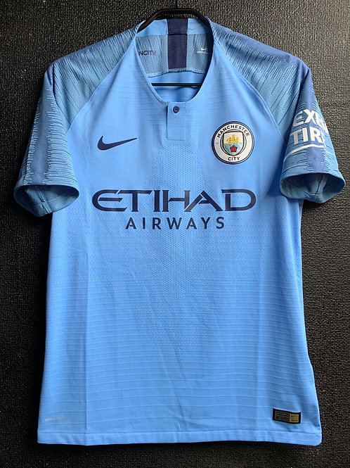 【2018/19】/ Manchester City / Home / Authentic