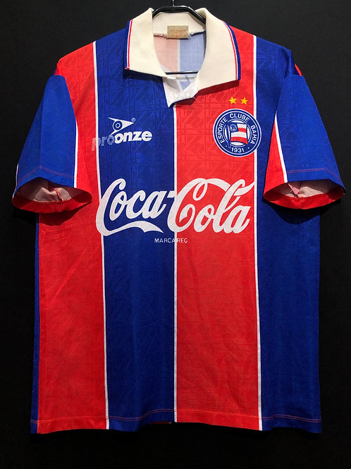 【1993/94】 / Esporte Clube Bahia / Away / No.8