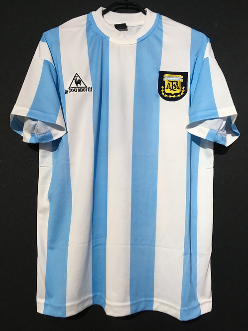 【1986】 / Argentina / Home / No.10 / Reproduction type1