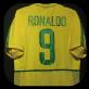 2002 Brazil Ronaldo