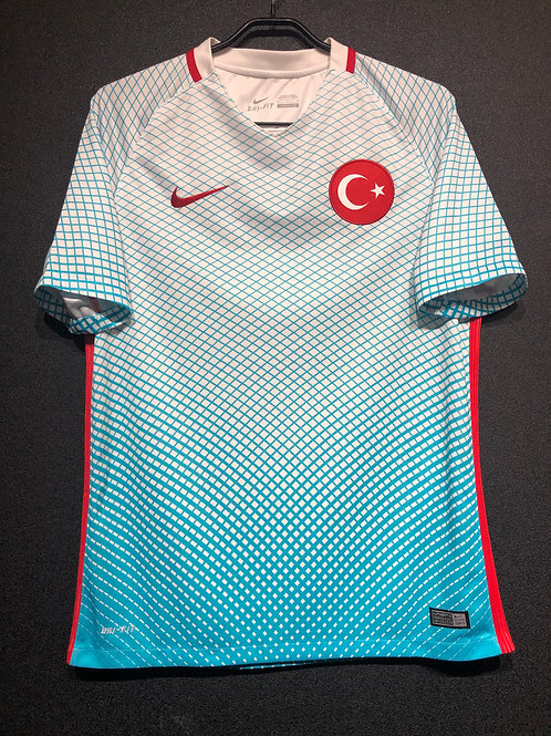 【2016/17】 /  Turkey / Away / No.4 SERDAR AZIZ