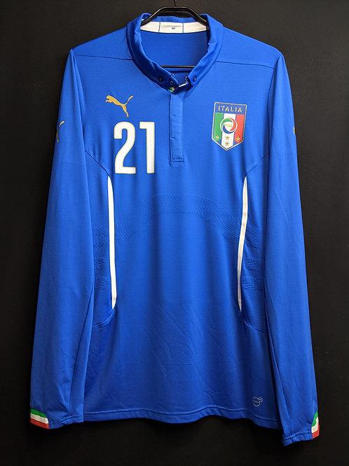 【2014/15】 / Italy / Home / No.21 PIRLO / Authentic