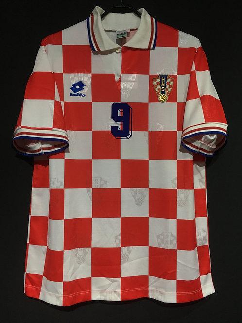 【1996/97】 / Croatia / Home / No.9 SUKER