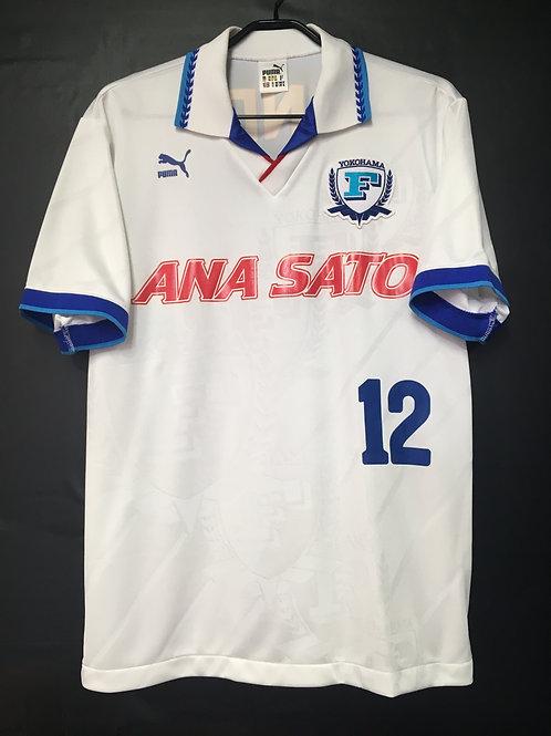 【1996】 / Yokohama Flügels / Cup(Home) / No.12