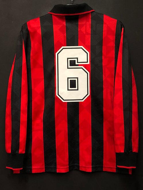 【1994/95】 / A.C. Milan / Home / No.6
