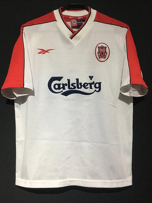 【1998/2000】 / Liverpool / Away & 3rd