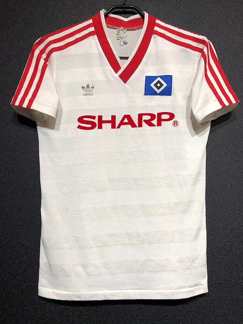 【1986/87】 / Hamburger SV / Home