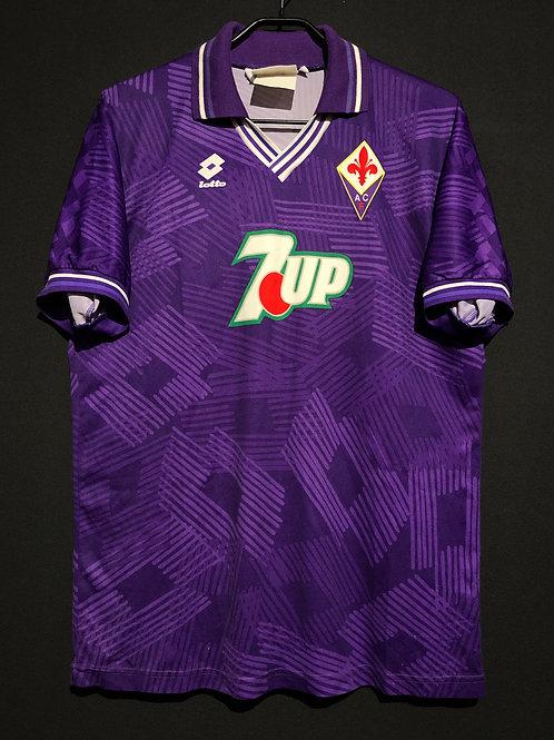 【1992/93】 / ACF Fiorentina / Home