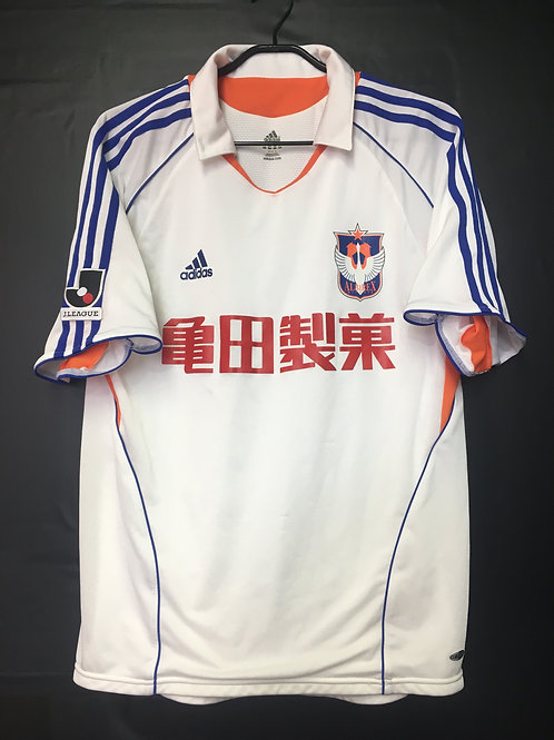 【2005/06】 / Albirex Niigata / Away