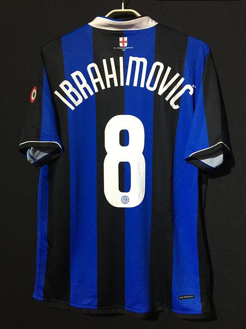 【2006/07】 / Inter Milan / Home / No.8 IBRAHIMOVIC