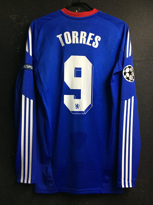【2010/11】 / Chelsea / Home / No.9 TORRES / UCL