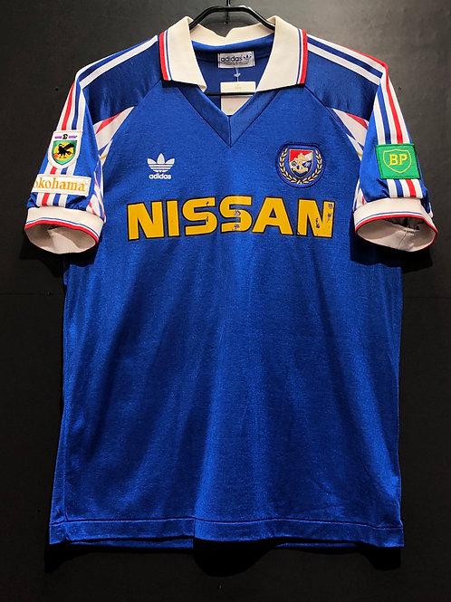 【1992】 / Yokohama Marinos / Cup(Home) / Player Issue