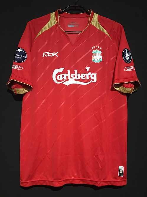 【2005/06】 / Liverpool / Cup(Home)/ UCL