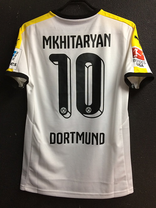 【2015/16】 / Borussia Dortmund / 3rd / No.10 MKHITARYAN