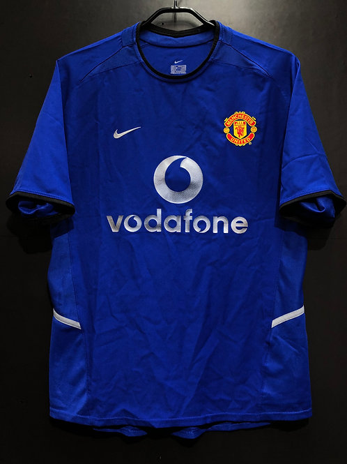 【2002/03】 / Manchester United / 3rd