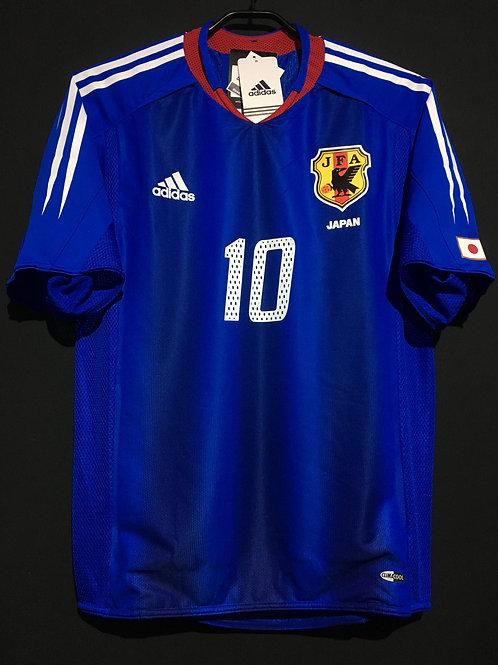 【2004/05】 / Japan / Home / No.10 NAKAMURA / Authentic