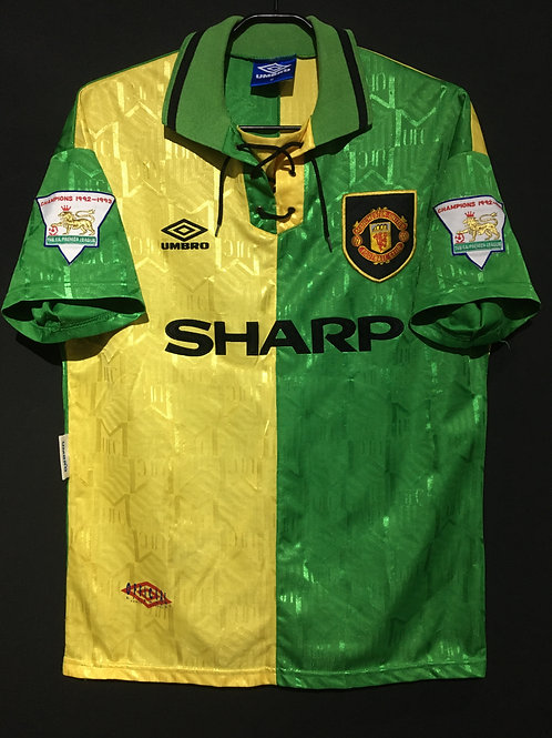 【1992/94】 / Manchester United / 3rd