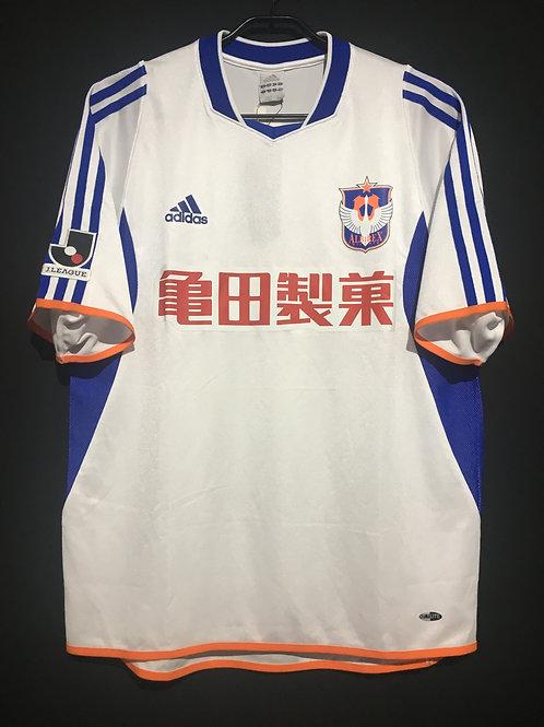 【2003/04】 / Albirex Niigata / Away