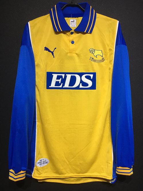 【1999/2000】 / Derby County F.C. / Away
