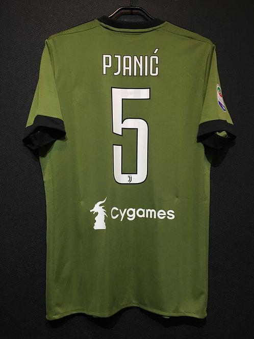 【2017/18】 / Juventus / 3rd / No.5 PJANIC