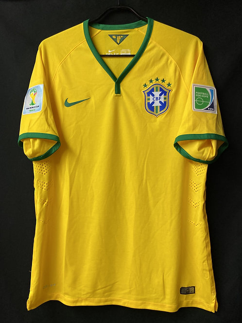 【2014】 / Brazil / Home / FIFA World Cup / Authentic