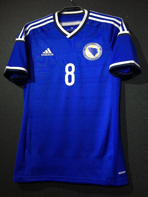 【2014/15】 / Bosnia and Herzegovina / Home / No.8 PJANIC