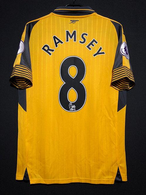 【2016/17】 / Arsenal / Away / No.8 RAMSEY