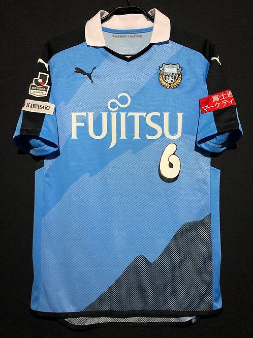 【2015】 / Kawasaki Frontale / Home / No.6 MASAKI