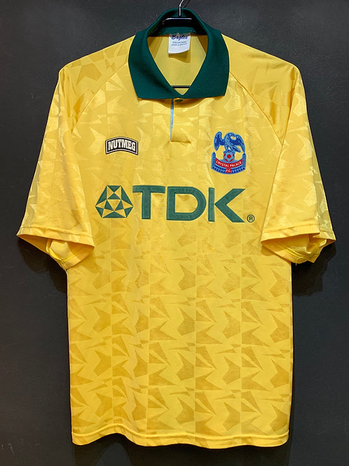 【1994/96】 / Crystal Palace F.C. / Away & 3rd