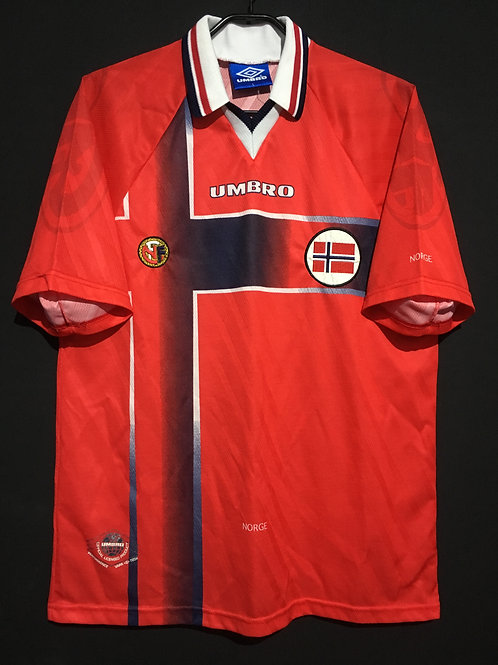 【1997】 / Norway / Home