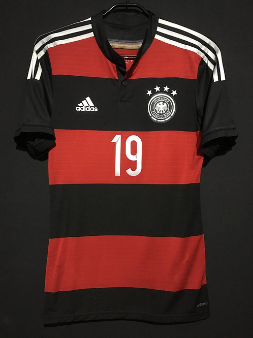 【2015】 / Germany / Away / No.19 GOTZE / Player Issue
