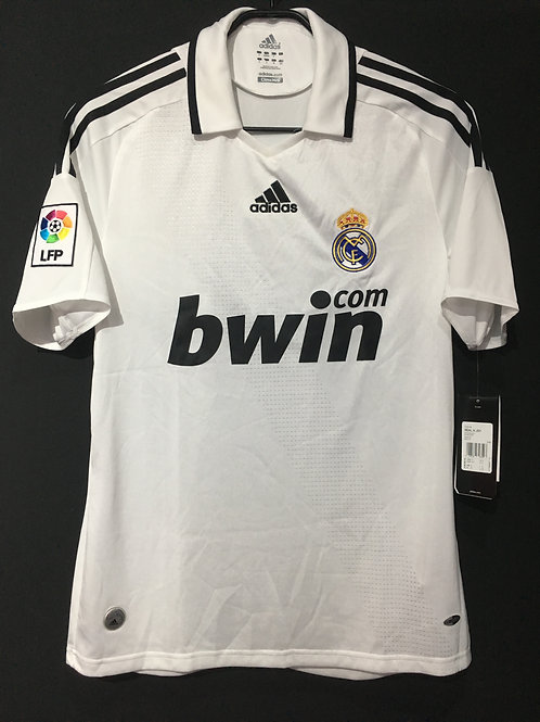 【2008/09】 / Real Madrid C.F. / Home