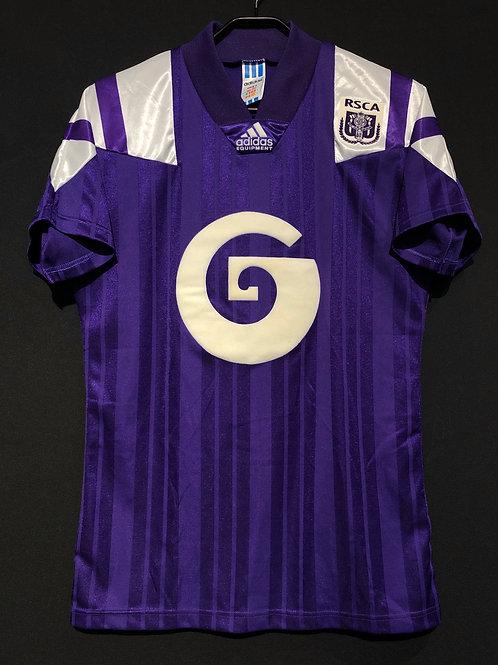 【1992/93】 / R.S.C. Anderlecht / Away
