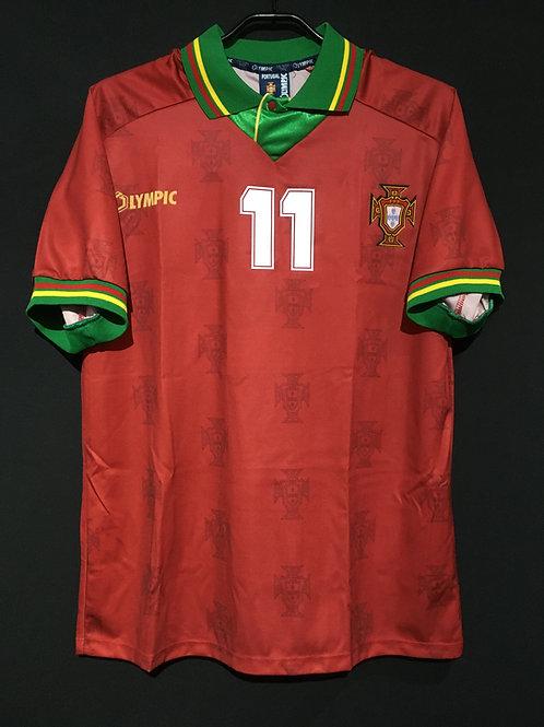 【1995】 / U20 Portugal / Home / No.11 N. RIBEIRO / FIFA World Youth Championship
