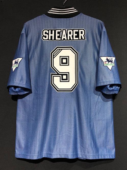 【1996/97】 / Newcastle United / Away / No.9 SHEARER