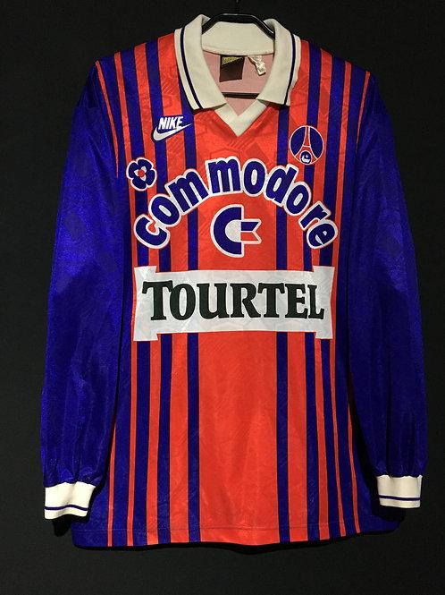 【1993/94】 / Paris Saint-Germain / Home
