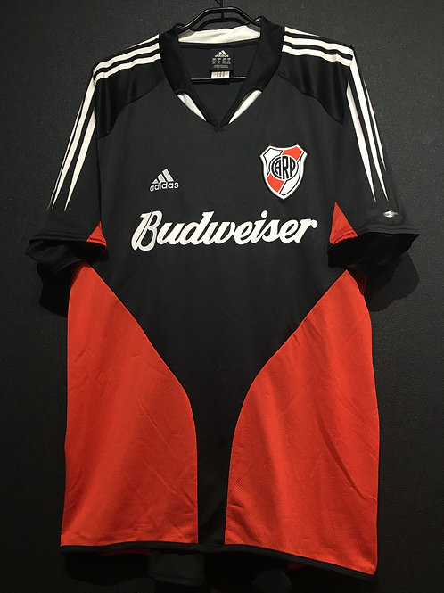 【2004/05】 / River Plate / Away / No.9