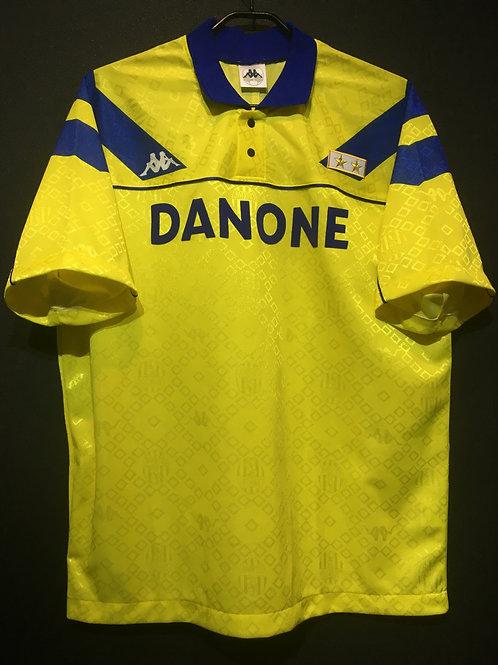 【1992/94】 / Juventus / Away / No.10