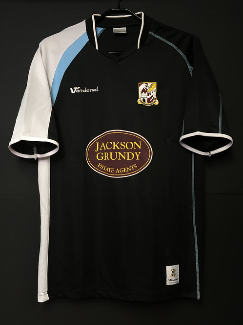 【2007/08】 / Northampton Town F.C. / Away