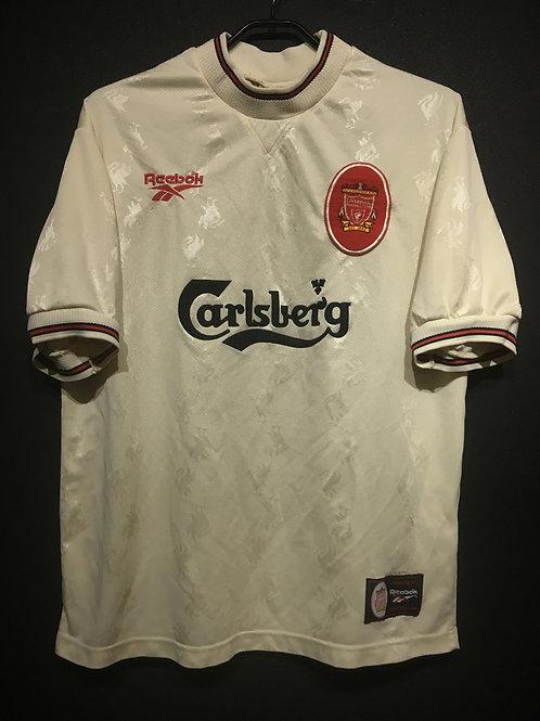 【1996/97】 / Liverpool F.C. / Away