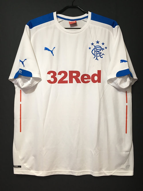 【2014/15】 / Rangers F.C. / Away