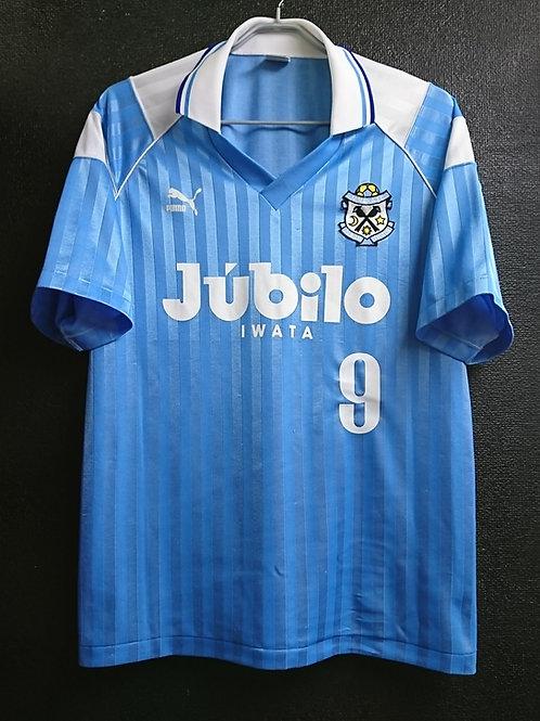 【1993/95】 / Júbilo Iwata / Home / Cup / No.9
