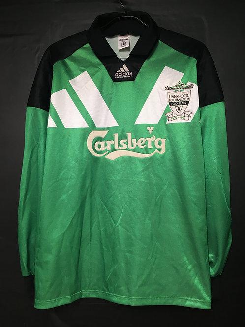 【1992/93】 / Liverpool / GK / No.1