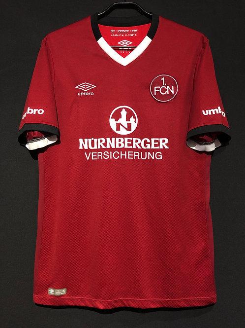 【2016/17】 / 1. FC Nürnberg / Home