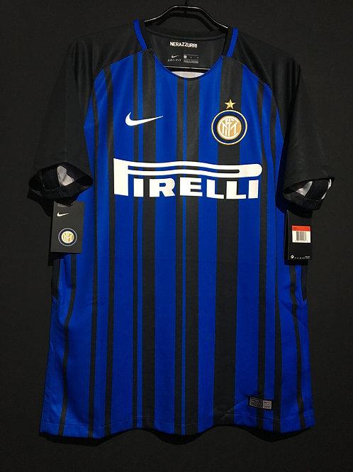 【2017/18】 / Inter Milan / Home