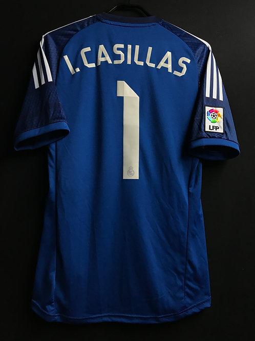 【2015】 / Real Madrid C.F. / GK / No.1 I. CASILLAS